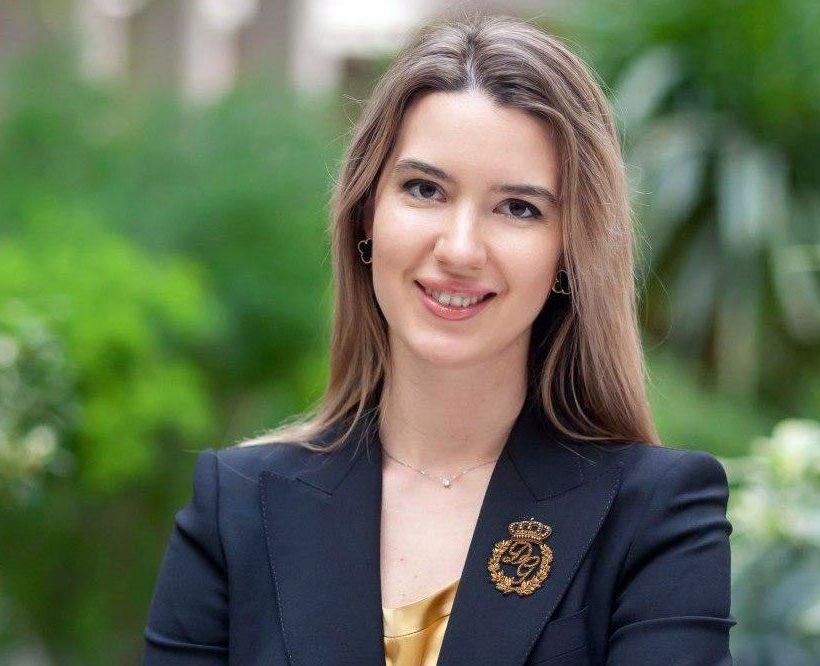 Анна Касьяненко: Продолжаем курс на развитие