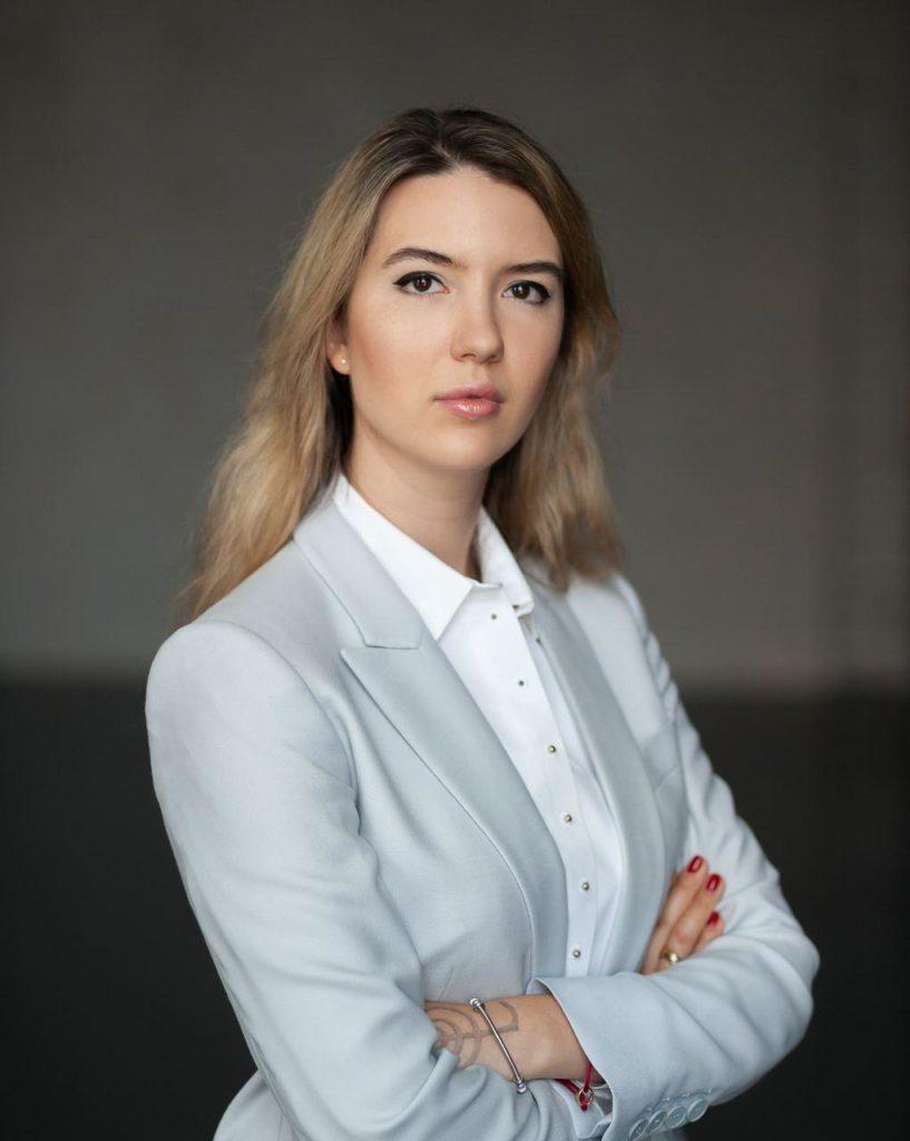 Анна Касьяненко