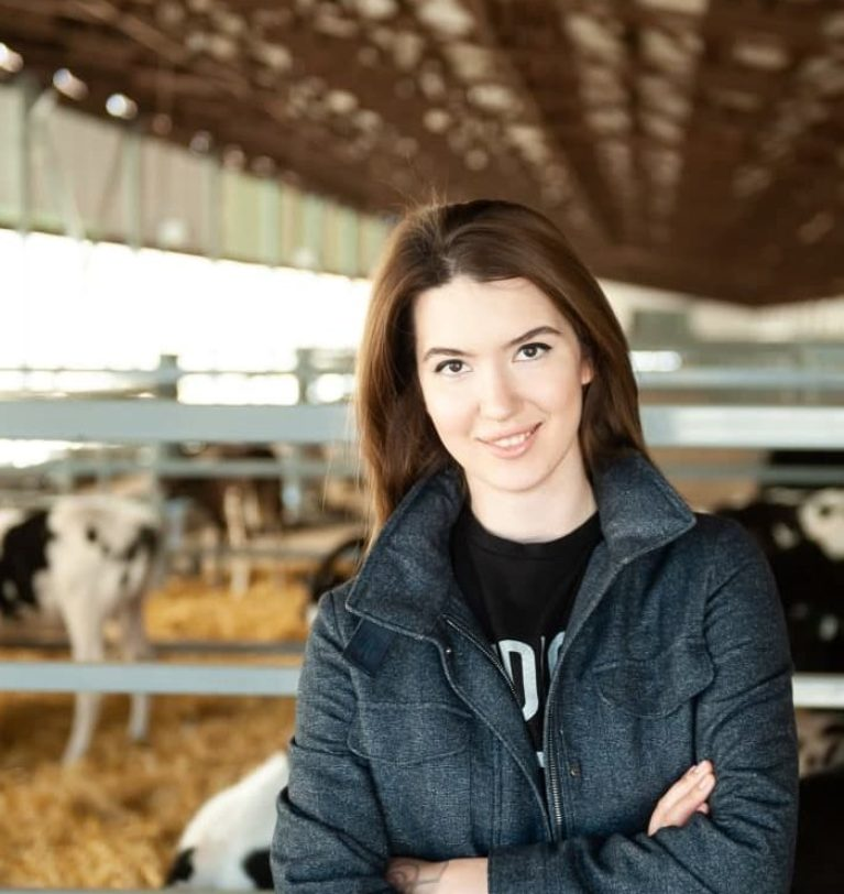 Анна Касьяненко: «Животноводство для нас сейчас находится в приоритете»