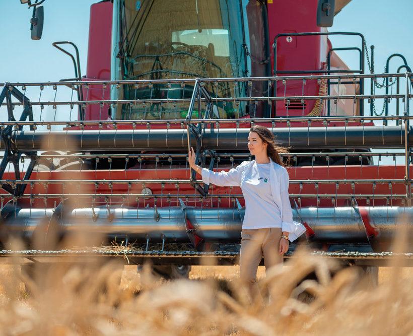 Гендиректор СЗАО «СКВО»: «Мы идем по пути развития, шаг за шагом совершенствуя растениеводство и животноводство».